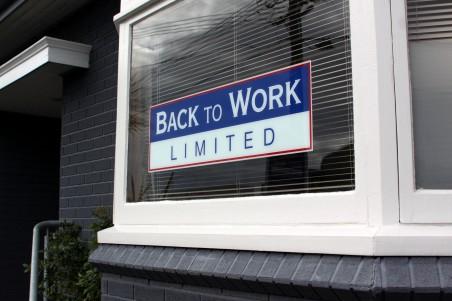 Back to Work Ltd. Christchurch, New Zealand